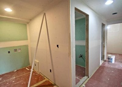 Drywall-In-Progress-Kenmore-