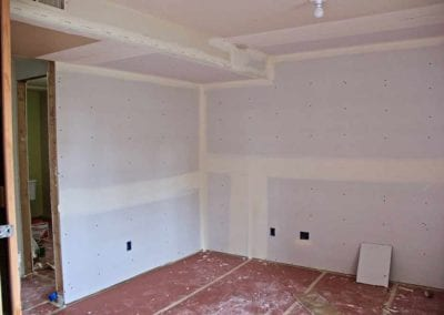 Drywall-In-Progress-Kenmore